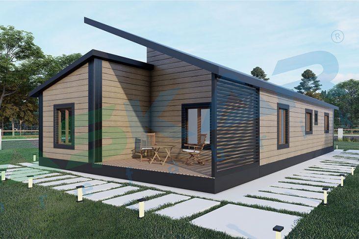 çelik ev fiyatları izmir