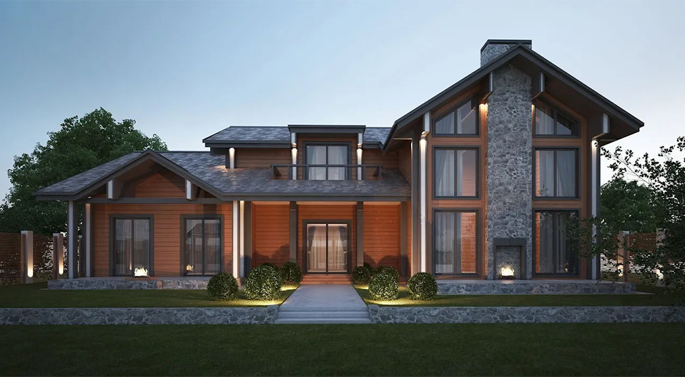 izmir özel tasarım ev