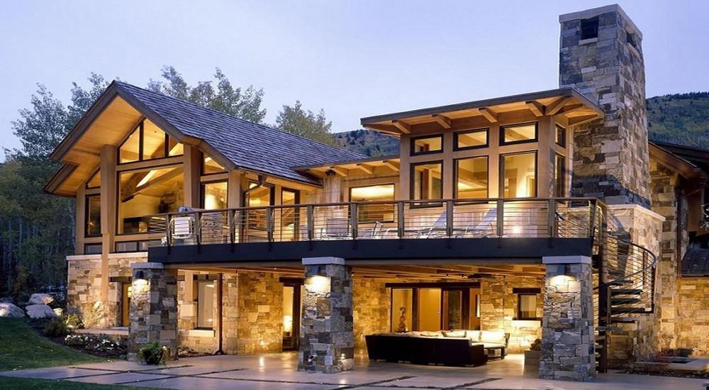 izmir özel tasarım evler