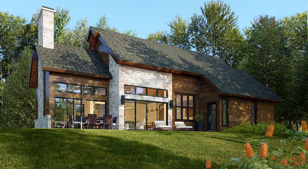 özel tasarım ev