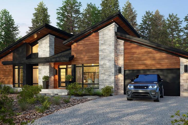 özel tasarım ev modelleri izmir