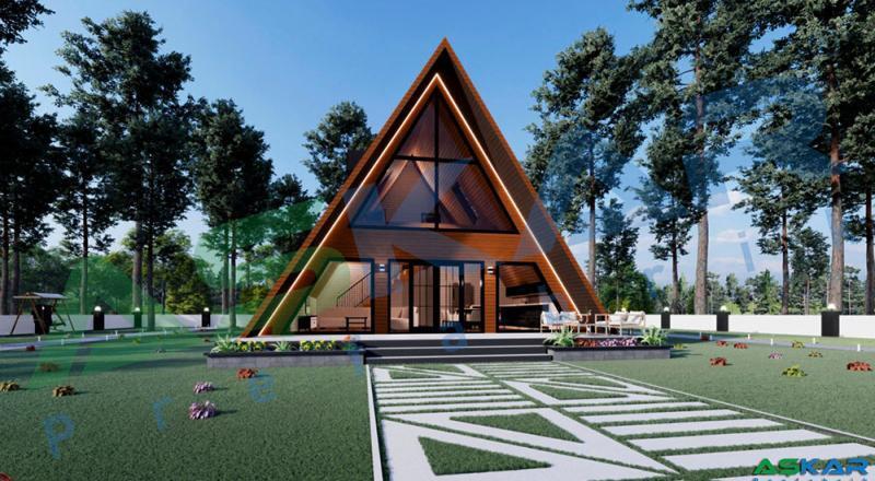 bungalov ev izmir