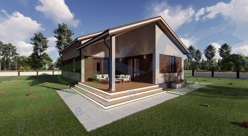 çelik konstrüksiyon evler