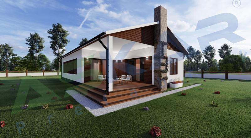 izmir çelik ev