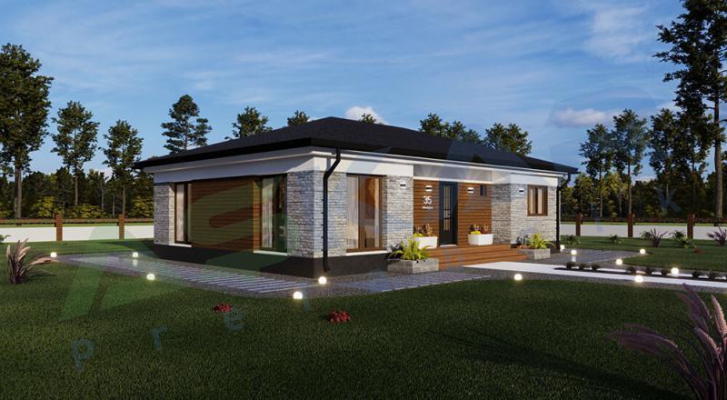 izmirde çelik ev modeli