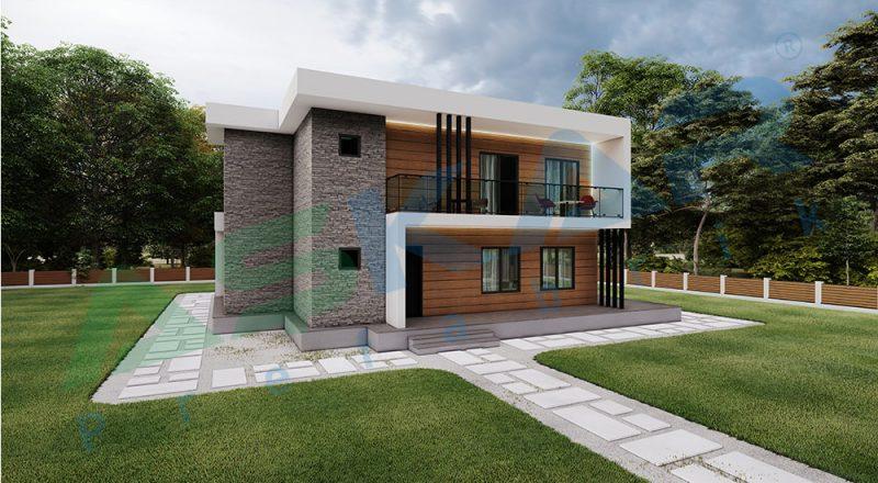 çelik ev model izmir