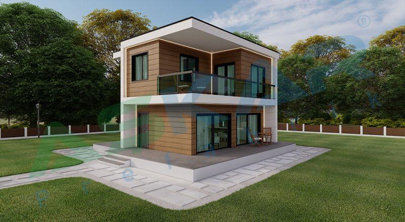 çelik ev modelleri izmir