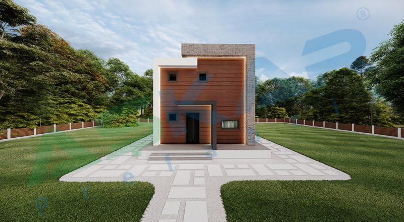 çelik ev moduler yapı izmir
