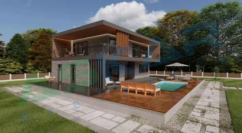 izmir moduler çelik ev